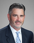 CHRIS O'GRADY, Vice President, Client Services